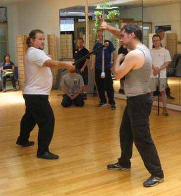 [Bartitsu Club of NYC June 2011]