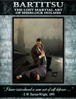 [The Bartitsu: The Lost Martial Art of Sherlock Holmes DVD]