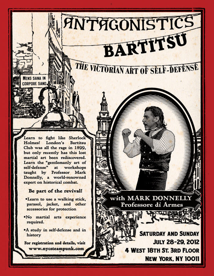 [The Bartitsu Club of NYC]