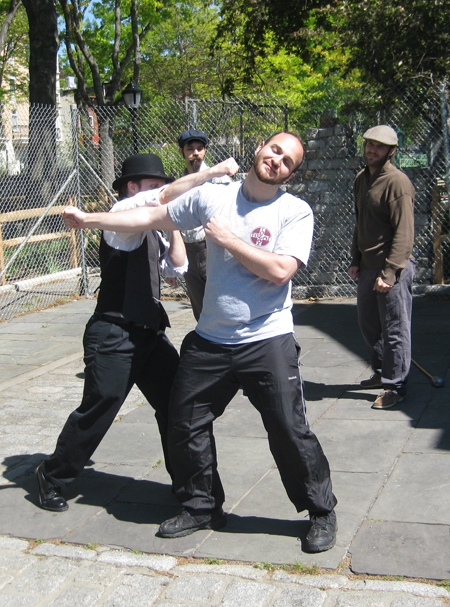 [Bartitsu Club of NYC June 2011]