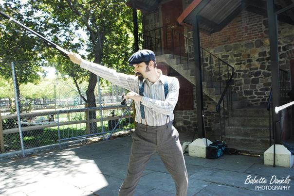 [Bartitsu Club of NYC September 2011]