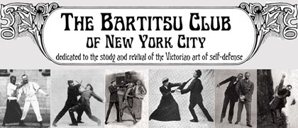 [Bartitsu Club of New York City]